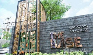 1 Schlafzimmer Wohnung zu verkaufen in Ratsada, Phuket The Base Uptown