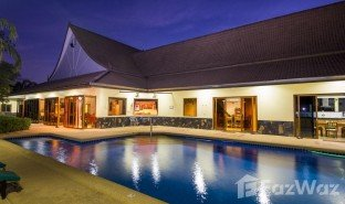4 Bedrooms Property for sale in Huai Yai, Pattaya