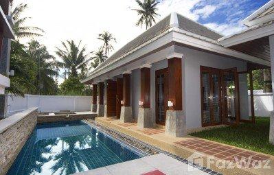 3 Bedroom Villa For Sale In Maenam Koh Samui For 6 950 000