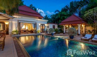 3 Bedrooms Property for sale in Choeng Thale, Phuket Sai Taan Villas