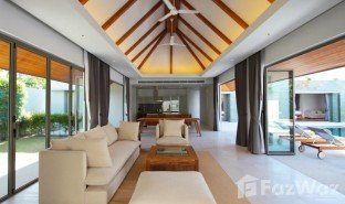 4 Bedrooms Property for sale in Thep Krasattri, Phuket Anchan Lagoon