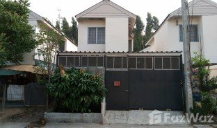 2 Bedrooms Townhouse for sale in Tha Bunmi, Pattaya