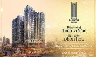 2 Bedrooms Condo for sale in Co Giang, Ho Chi Minh City The Grand Manhattan