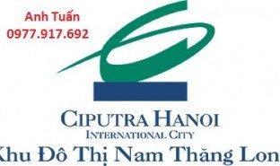 Studio Condo for sale in Dong Ngac, Hanoi IA20 Ciputra
