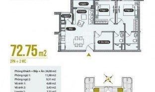 2 Bedrooms Property for sale in La Khe, Hanoi Anland 2