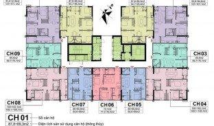 2 Phòng ngủ Nhà bán ở Yên Hòa, Hà Nội A10-A14 Nam Trung Yên