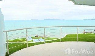 芭提雅 Na Chom Thian Pure Sunset Beach 2 卧室 顶层公寓 售