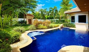 3 Bedrooms House for sale in Nong Prue, Pattaya Jomtien Park Villas