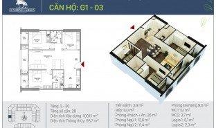 3 Bedrooms Condo for sale in Mai Dong, Hanoi Sunshine Garden