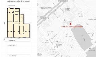 Studio Maison a vendre à Van Quan, Ha Noi