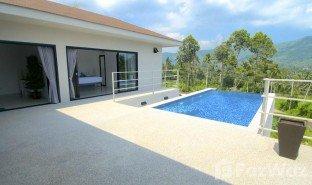 Вилла, 2 спальни на продажу в Марэт, Самуи Jungle Paradise Villas