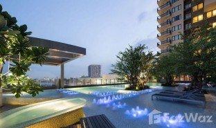 曼谷 Phra Khanong Nuea Blocs 77 1 卧室 公寓 售