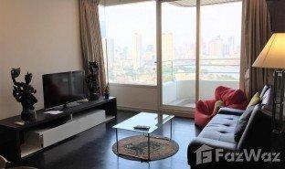 недвижимость, 2 спальни на продажу в Bang Lamphu Lang, Бангкок Watermark Chaophraya