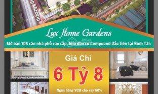 4 Phòng ngủ Nhà mặt tiền bán ở An Lộc, TP.Hồ Chí Minh