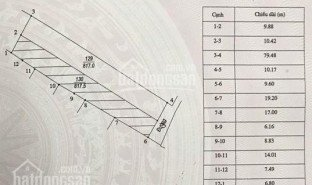N/A Land for sale in Phu Man, Hanoi