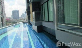 1 Schlafzimmer Wohnung zu verkaufen in Huai Khwang, Bangkok Condolette Midst Rama 9