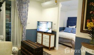 芭提雅 Na Chom Thian Seven Seas Cote 1 卧室 公寓 售