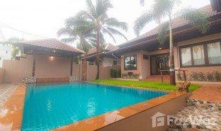 недвижимость, 4 спальни на продажу в Бопхут, Самуи Whispering Palms Resort & Pool Villa