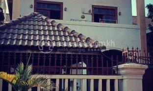 4 Bedrooms Villa for sale in Tuol Tumpung Ti Muoy, Phnom Penh