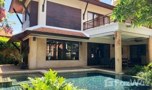 4 Bedrooms Villa for sale in Nong Prue, Pattaya Chateau Dale Tropical Pool Villas