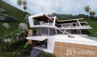 苏梅岛 马叻 Custom Build Sea View Villa 4 卧室 房产 售