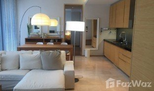 曼谷 Si Lom Saladaeng Residences 2 卧室 房产 售