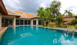 4 Bedrooms Villa for sale in Nong Prue, Pattaya Jomtien Park Villas
