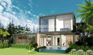 4 Bedrooms Villa for sale in Prey Thnang, Kampot