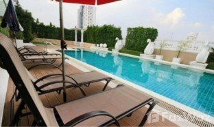 曼谷 Phra Khanong Nuea Le Nice Ekamai 2 卧室 公寓 售