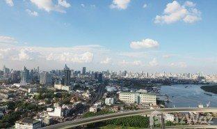 曼谷 Chong Nonsi Supalai Prima Riva 2 卧室 公寓 售