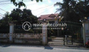 6 Bedrooms Villa for sale in Kilomaetr Lekh Prammuoy, Phnom Penh
