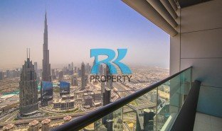 4 Bedrooms Penthouse for sale in Za'abeel Second, Dubai Index Tower