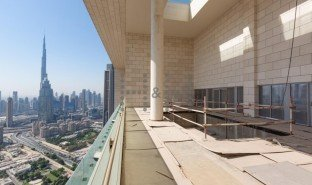 4 Bedrooms Penthouse for sale in Za'abeel Second, Dubai Burj Daman