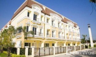 3 Bedrooms Townhouse for sale in Bang Chak, Bangkok Urban Sathorn