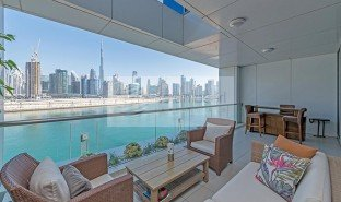 3 Bedrooms Townhouse for sale in Business Bay, Dubai West Wharf