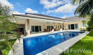 3 Schlafzimmern Immobilie zu verkaufen in Cha-Am, Phetchaburi Palm Villas