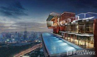 Studio Wohnung zu verkaufen in Makkasan, Bangkok Life Asoke Hype