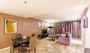 1 غرفة نوم عقارات للبيع في الجداف, دبي D1 Tower