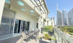 迪拜 商业湾 Executive Tower Villas 4 卧室 房产 售