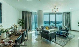 2 غرف النوم عقارات للبيع في دبي فيستيفال سيتي, دبي Marsa Plaza