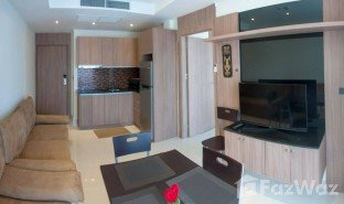 1 Bedroom Property for sale in Na Chom Thian, Pattaya Nam Talay Condo
