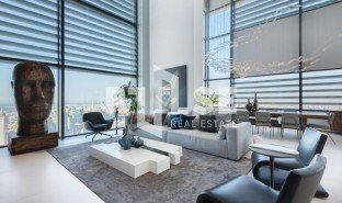 5 Bedrooms Penthouse for sale in Za'abeel Second, Dubai Index Tower