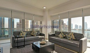 迪拜 商业湾 8 Boulevard Walk 1 卧室 房产 售