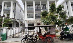 4 Bedrooms House for sale in Boeng Keng Kang Ti Bei, Phnom Penh