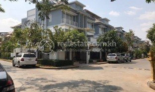 5 Bedrooms Property for sale in Tuol Sangke, Phnom Penh