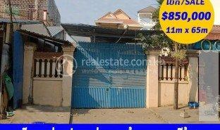 5 Bedrooms House for sale in Kilomaetr Lekh Prammuoy, Phnom Penh