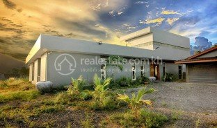 3 Bedrooms Villa for sale in Andoung Khmer, Kampot