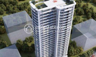 1 Bedroom Property for sale in Phnom Penh Thmei, Phnom Penh AKJ BRIGHT PEARL