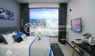 1 Bedroom Property for sale in Boeng Keng Kang Ti Muoy, Phnom Penh M Residence