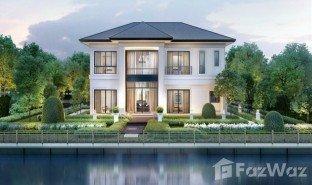 4 Schlafzimmern Immobilie zu verkaufen in Bang Nam Chuet, Samut Sakhon Lake Serene Rama 2